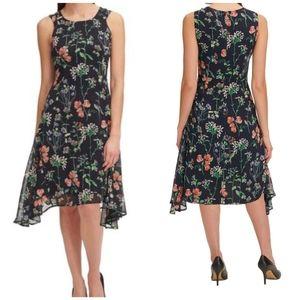 NEW Tommy Hilfiger Summer Sleeveless Navy Dress